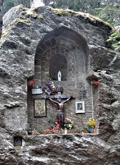 Královský kámen pod Javorníkem